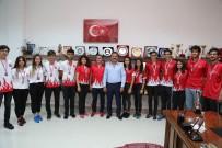 MEHMET CAN - Toroslar Belediye Bocce Takımından Türkiye Rekoru