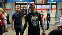 PHILADELPHIA - Trabzonspor Zargo Touri Ve Eric Ayuk'u Trabzon'a Getirdi.