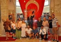 İNSUYU - Turizm Profesyonelleri Isparta Ve Burdur'u Keşfetti