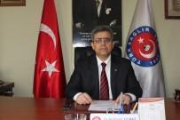 AİLE HEKİMİ - Türk Sağlık Sen Antalya Şubesi'nden Açığa Alınan Aile Hekimine Destek