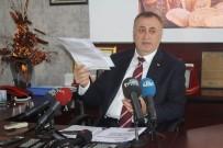 FIRINCILAR ODASI - Türkiye Fırıncılar Federasyonu Başkanı Halil İbrahim Balcı Açıklaması