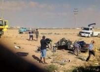ZİNCİRLEME KAZA - Ürdün'de Zincirleme Kaza Açıklaması 6 Ölü, 2 Yaralı