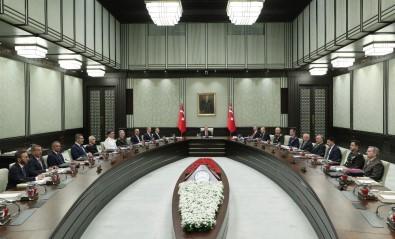 Yeni sistemin ilk MGK toplantısı başladı