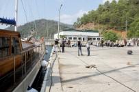 GÖCEK - 30 Kişilik Teknede 174 Kaçak Göçmen