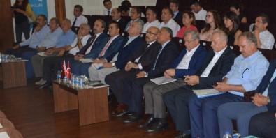 Adana İl İstihdam Kurulu AOSB'de Toplandı