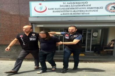 Adnan Oktar'cı Şahsa 'Polisi Tehdit' Gözaltısı