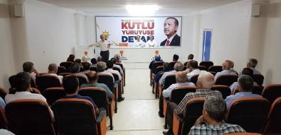 AK Parti'nin Yeni Yürütme Kurulu Belirlendi