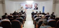 MUSTAFA ÖZTÜRK - AK Parti'nin Yeni Yürütme Kurulu Belirlendi
