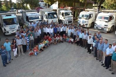 Alaşehir Belediyesi Bakımsız Cadde Ve Sokak Bırakmıyor