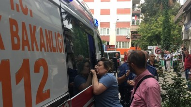 Alkollü Şahıs, Kendisini İçeri Almayan Lokantacıyı Bıçakladı