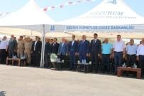 MEHMET SEKMEN - Aşkale Belediyesi Fen İşleri Yerleşkesinde Mutlu Sona Gelindi