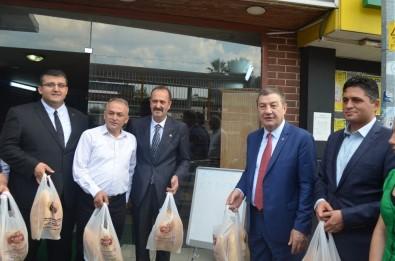 'Askıda Ekmek' Projesine Bir Destek De İzmir'den