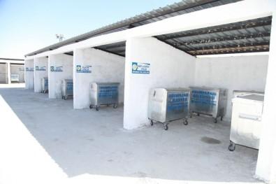 Atık Getirme Merkezi'nde 14 Çeşit Atık Toplanıyor