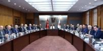 ADEM ALI YıLMAZ - ATO Yönetimi Ticaret Bakanı Pekcan'ı Ziyaret Etti