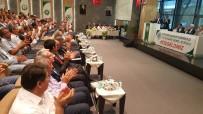 ÖZELLEŞTIRME İDARESI - Başkan Akay; 'Özelleştirilip De Teslim Edilemeyen Şeker Fabrikaları Sektörde Kaosa Yol Açabilir'