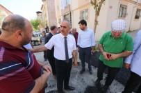 AHMET TURAN - Başkan Aydın Muhtarların Sıkıntılarını Dinledi