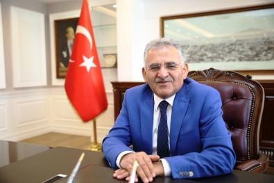 Başkan Büyükkılıç Dünya Şampiyonu Ali Doğan' I Tebrik Etti