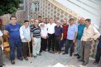 Başkan Çelikcan, Vatandaşlarla Buluşmaları Sürdürüyor