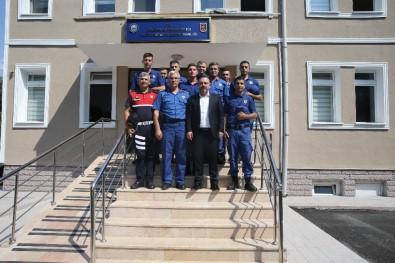 Başkan Ercan Ziyaret Turunda