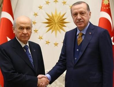 Başkan Erdoğan Devlet Bahçeli ile görüşecek