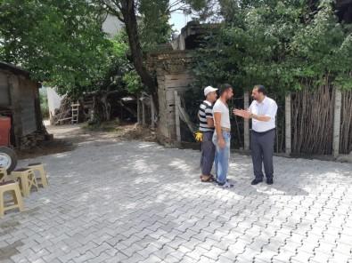 Başkan Sarıcaoğlu Açıklaması 'Rehberimiz, Vatandaşımız'