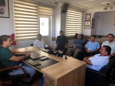 Başkan Sözen'den STK'lara Ziyaret