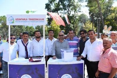 Başkan Üzülmez, Trabzonlular Derneğine Konuk Oldu