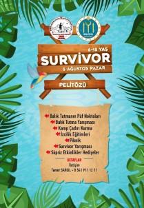 Bilecik Belediyesinden 'Survivor' Yarışması