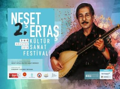 'Bozkırın Tezenesi 2'Nci Neşet Ertaş Kültür Sanat Festivali' İle Anılacak