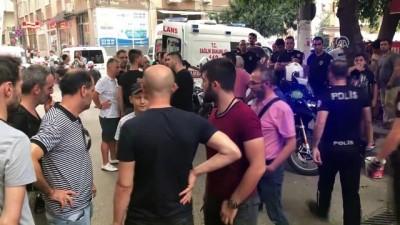 Bursa'da Lokantada Bıçaklı Kavga Açıklaması 3 Yaralı