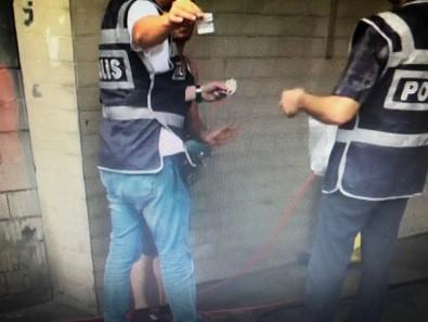 Bursa'da Uyuşturucu Operasyonu Açıklaması 8 Gözaltı