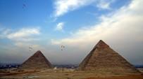 GÜNEŞ IŞIĞI - Büyük Giza Piramidi, Odalarında Elektromanyetik Enerji Topluyor Olabilir