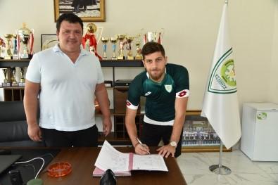 Cem Özdemir Manisa Büyükşehir Belediyespor'da
