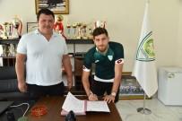 CEM ÖZDEMIR - Cem Özdemir Manisa Büyükşehir Belediyespor'da