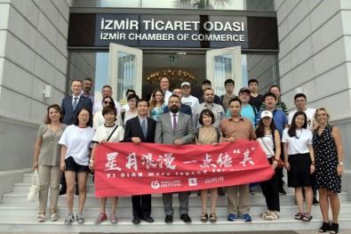 Çin'in Ünlü İsimlerinden İzmir Ticaret Odasına Ziyaret
