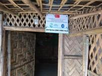 Çorum Belediyesi'nden Arakanlı Mültecilere Bambu Ev