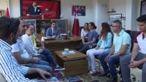 EŞIT AĞıRLıK - Destekleme Ve Yetiştirme Kurslarıyla Türkiye Birincisi Oldu