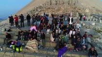 NEMRUT DAĞI - 'Dünya Mirası' Nemrut'a Ziyaretçi Akını