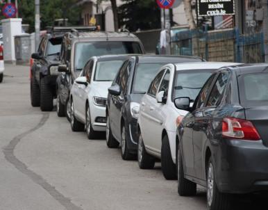 Düzce'de Araç Sayısı 110 Bini Geçti