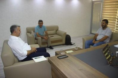 Edremit'te Milletvekili İletişim Ofisi Çalışmalarına Başladı