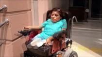 YANKESİCİLİK VE DOLANDIRICILIK BÜRO AMİRLİĞİ - Engelli Kadın, Cep Telefonunu Çalan Sanığı Affetti
