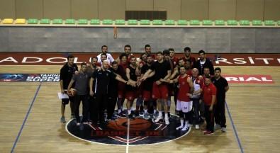 Eskişehir Basket Yöneticilerine Ceza Yağdı