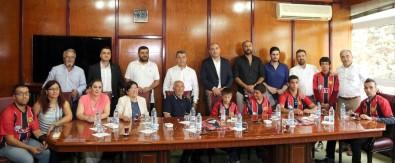 ESO Yönetiminden Eskişehirspor İçin En Anlamlı Destek