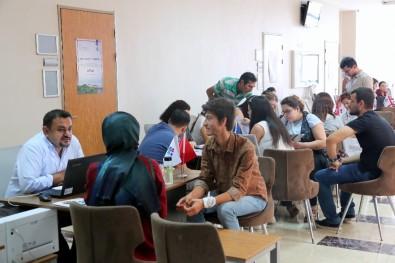 Hasan Kalyoncu Üniversitesi'nde Tercih Ve Tanıtım Günleri Başladı