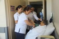 TÜRKAN ŞORAY - Hastaneye Kaldırılan Yeşilçam'ın Şişko Nuri'si Sanatçılara Sitem Etti