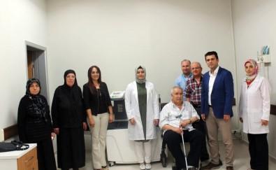 Hayırseverlerden Tavas Devlet Hastanesi'ne Cihaz Bağışı