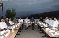 KOMBİNE BİLET - Hekimoğlu Trabzon FK Haftalık Toplantısını Tarihi Binada Yaptı