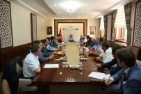 İŞBAŞI EĞİTİM PROGRAMI - İl İstihdam Ve Mesleki Eğitim Kurulu Toplantısı Yapıldı
