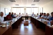 İl Özel İdare Yatırım İzleme Ve Değerlendirme Toplantısı Gerçekleştirildi