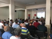 MAKINE MÜHENDISI - 'İmar Barışı' Bilgilendirme Toplantısı Yapıldı